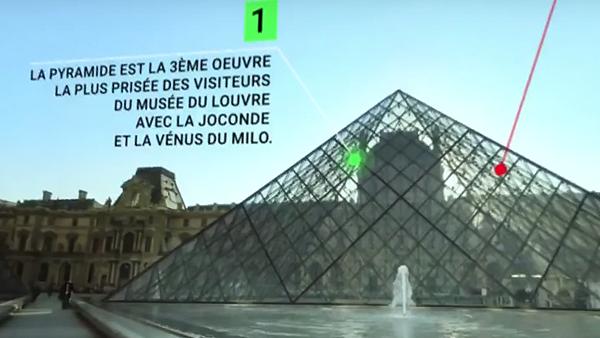 3 choses à savoir sur la Pyramide du Louvre