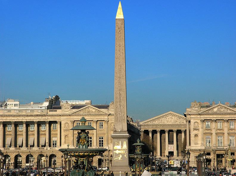 3 CHOSES À SAVOIR sur la Place de la Concorde.