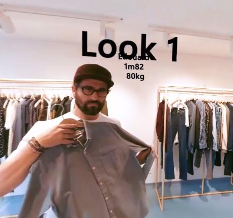 Essayage 360° pour «Bien Bien Habillés»