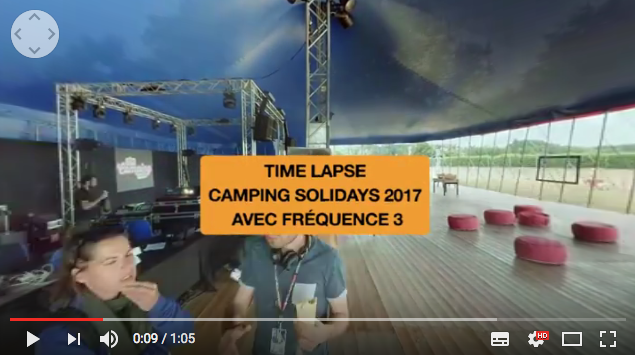 METAVERS 360 à Solidays 2017 !