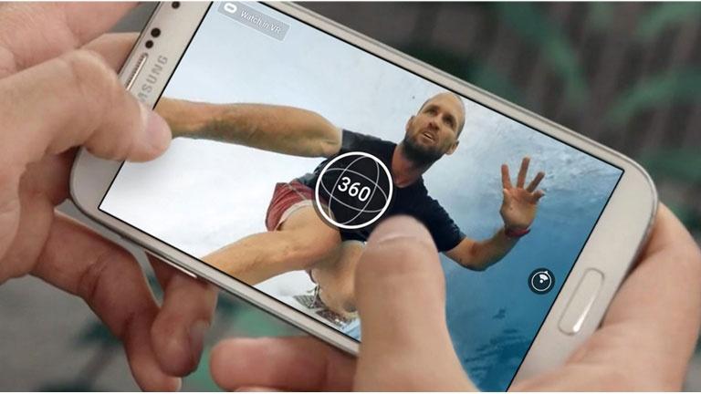 La fonction « guide » de Facebook, l'outil idéal pour regarder des vidéos 360 sur mobile !