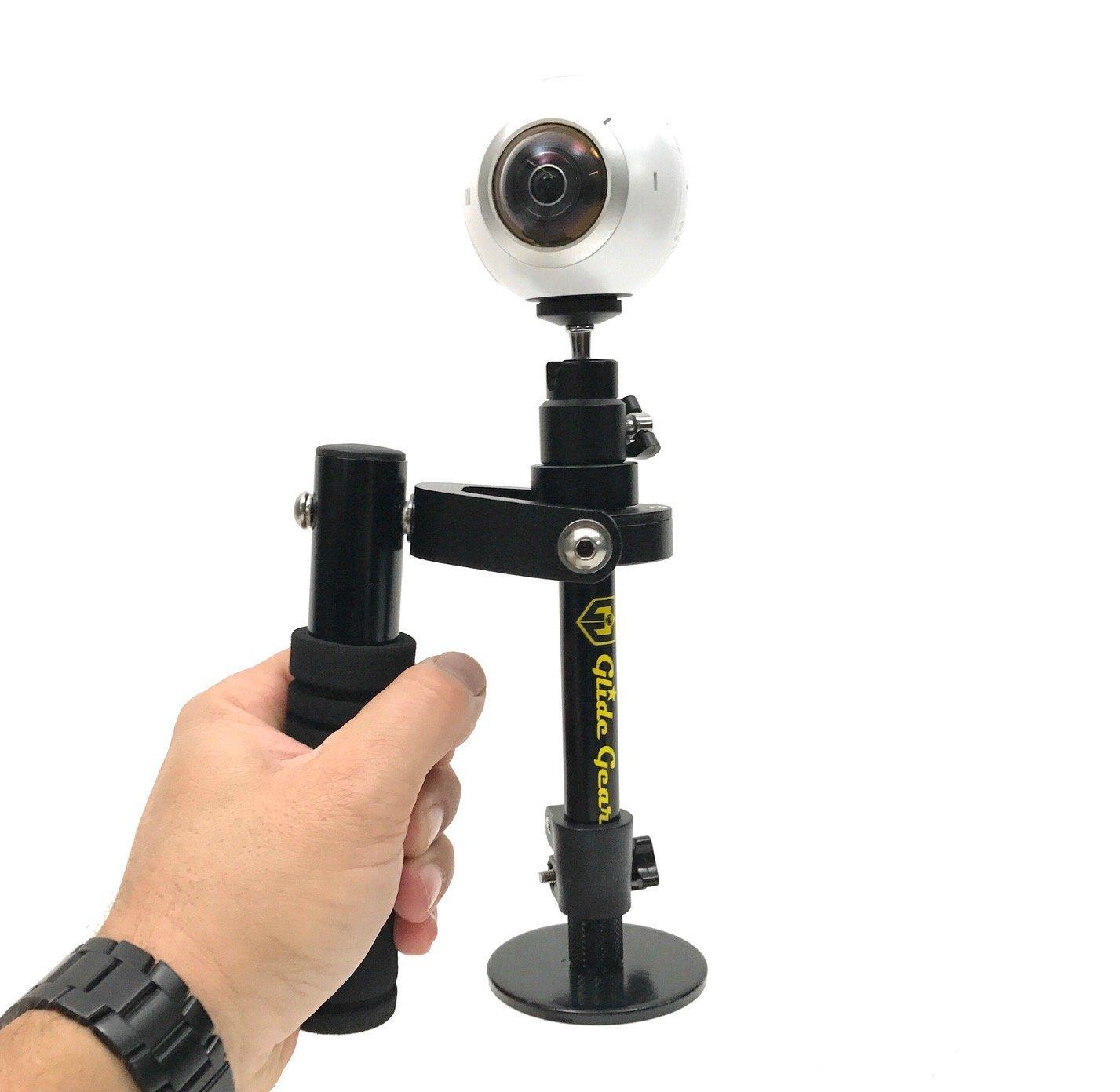 La stabilisation ? Un sujet CRUCIAL pour la vidéo 360° ! Voici pourquoi :